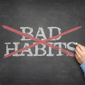 عادت های نادرست در زندگی روزمره