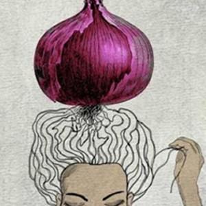 آب پیاز چگونه به تقویت موی سر کمک می کند